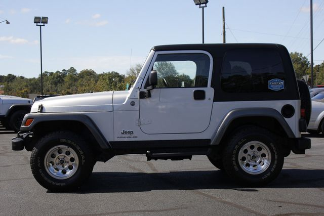 2004 Jeep Wrangler X 4WD - ROCKY MOUNTAIN EDITION! Mooresville , NC 14