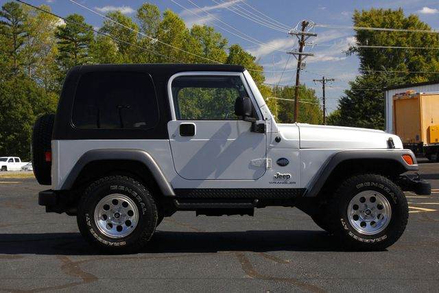 2004 Jeep Wrangler X 4WD - ROCKY MOUNTAIN EDITION! Mooresville , NC 13