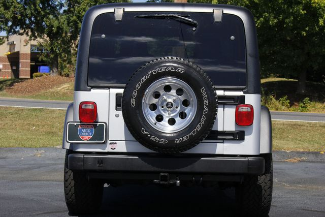 2004 Jeep Wrangler X 4WD - ROCKY MOUNTAIN EDITION! Mooresville , NC 16