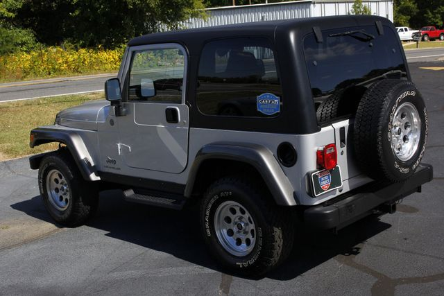 2004 Jeep Wrangler X 4WD - ROCKY MOUNTAIN EDITION! Mooresville , NC 23