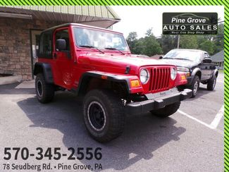 2004 Jeep Wrangler in Pine Grove PA