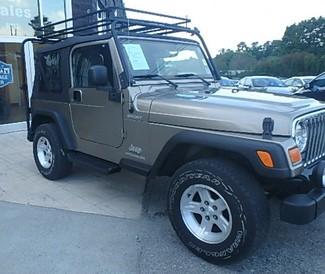 2004 Jeep Wrangler Sport Raleigh, NC
