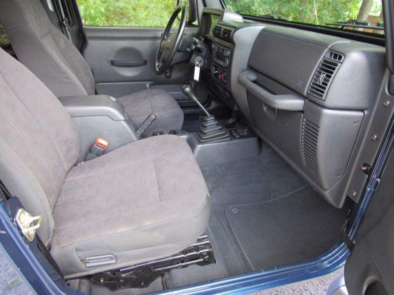 2004 Jeep Wrangler X  St Charles Missouri  Schroeder Motors  in St. Charles, Missouri