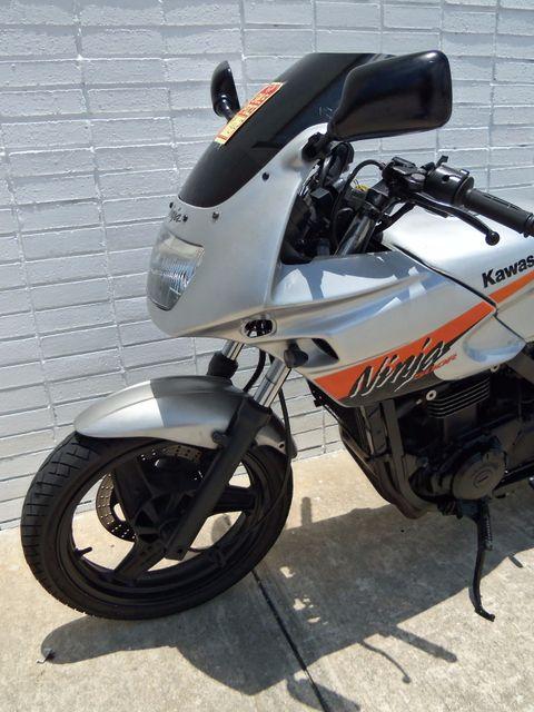 2004 Kawasaki Ninja® 500R Daytona Beach, FL 5