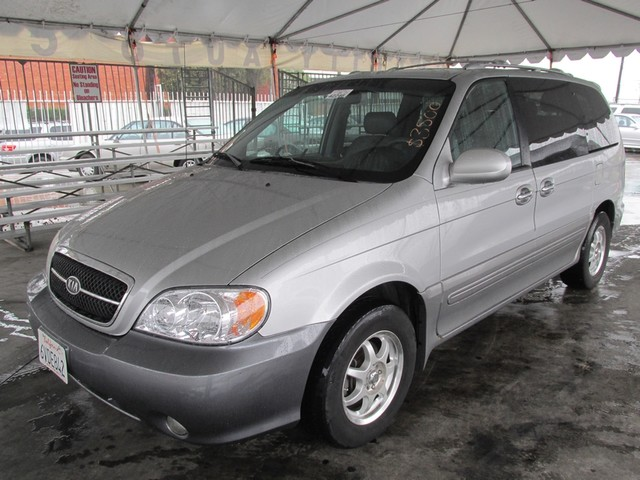 2004 Kia Sedona EX Please call or e-mail to check availability All of our vehicles are available