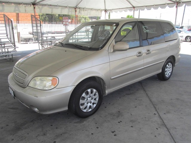 2004 Kia Sedona LX This particular Vehicle comes with 3rd Row Seat Please call or e-mail to check