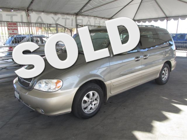 2004 Kia Sedona EX Please call or e-mail to check availability All of our vehicles are availabl