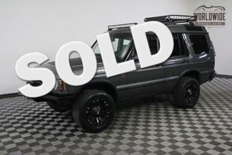 2004 Land Rover DISCOVERY in Denver Colorado