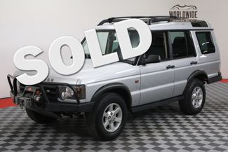 2004 Land Rover DISCOVERY 2 OWNER LOW MILES | Denver, Colorado | Worldwide Vintage Autos in Denver Colorado