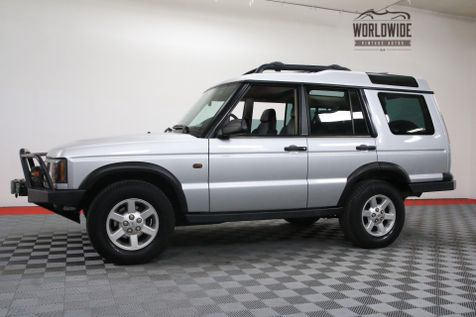 2004 Land Rover DISCOVERY 2 OWNER LOW MILES | Denver, Colorado | Worldwide Vintage Autos in Denver, Colorado