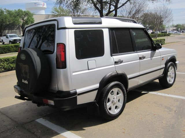 2004 Land Rover Discovery SE7, 3rd Seats, Rear A/C, Very Nice, Drives Great Plano, Texas 11