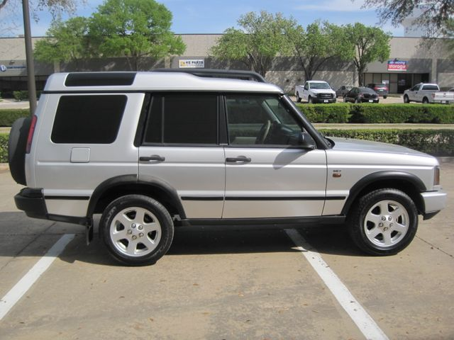 2004 Land Rover Discovery SE7, 3rd Seats, Rear A/C, Very Nice, Drives Great Plano, Texas 6