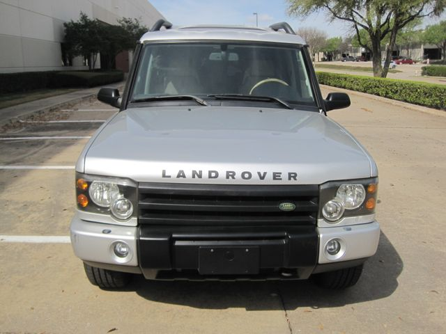 2004 Land Rover Discovery SE7, 3rd Seats, Rear A/C, Very Nice, Drives Great Plano, Texas 2