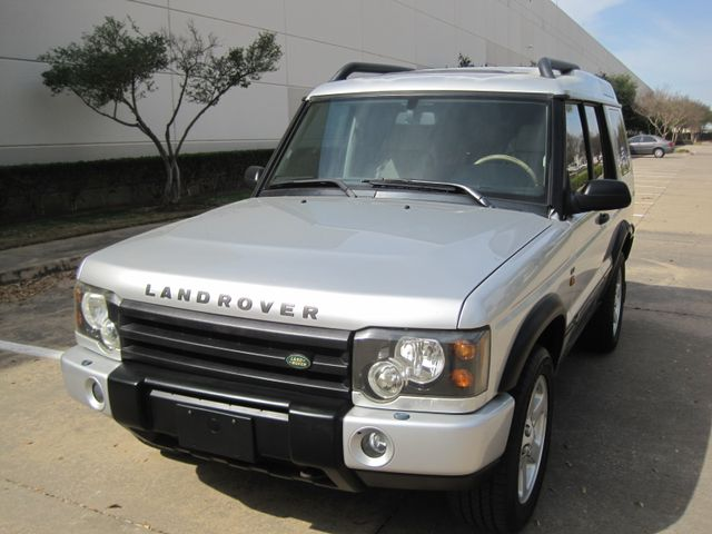 2004 Land Rover Discovery SE7, 3rd Seats, Rear A/C, Very Nice, Drives Great Plano, Texas 3