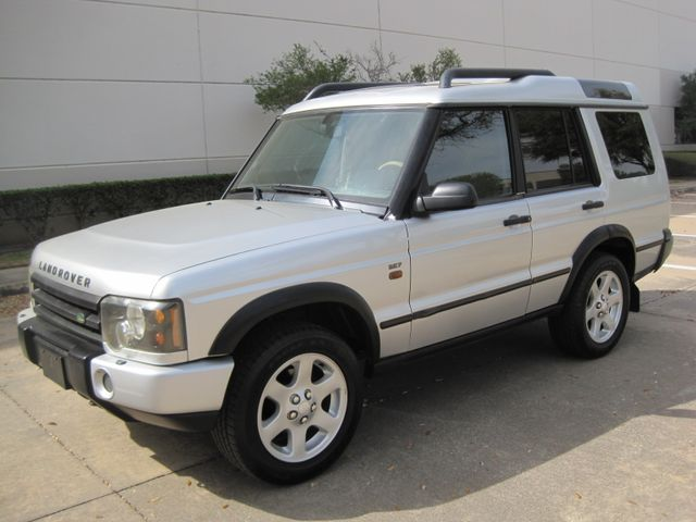 2004 Land Rover Discovery SE7, 3rd Seats, Rear A/C, Very Nice, Drives Great Plano, Texas 4