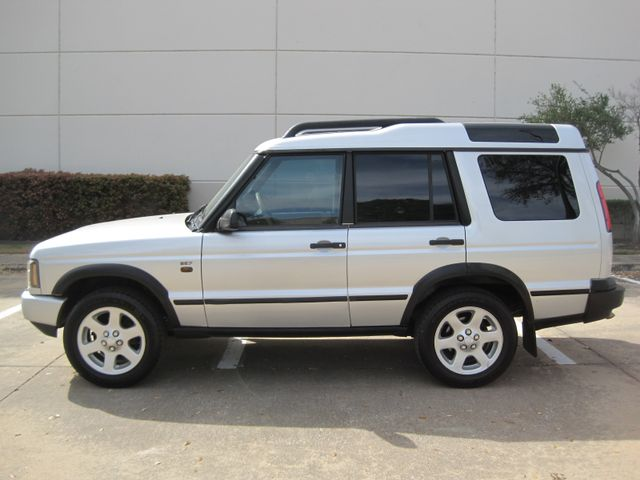 2004 Land Rover Discovery SE7, 3rd Seats, Rear A/C, Very Nice, Drives Great Plano, Texas 5