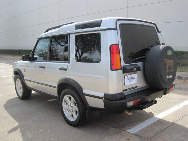 2004 Land Rover Discovery SE7, 3rd Seats, Rear A/C, Very Nice, Drives Great Plano, Texas 7