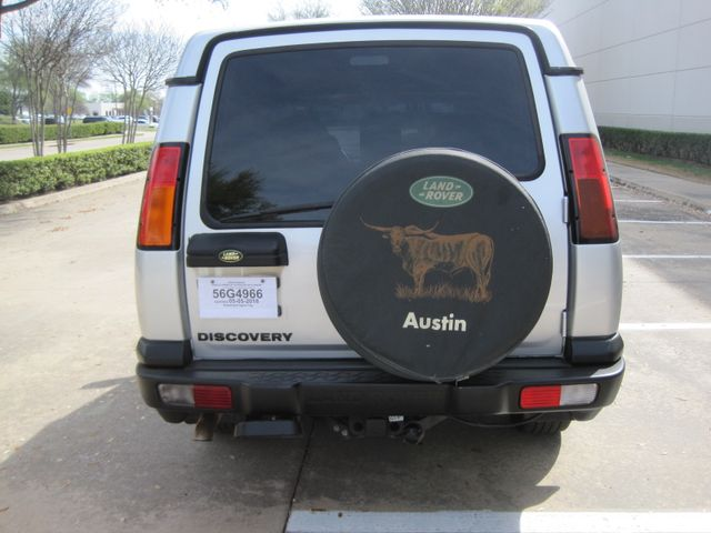 2004 Land Rover Discovery SE7, 3rd Seats, Rear A/C, Very Nice, Drives Great Plano, Texas 9