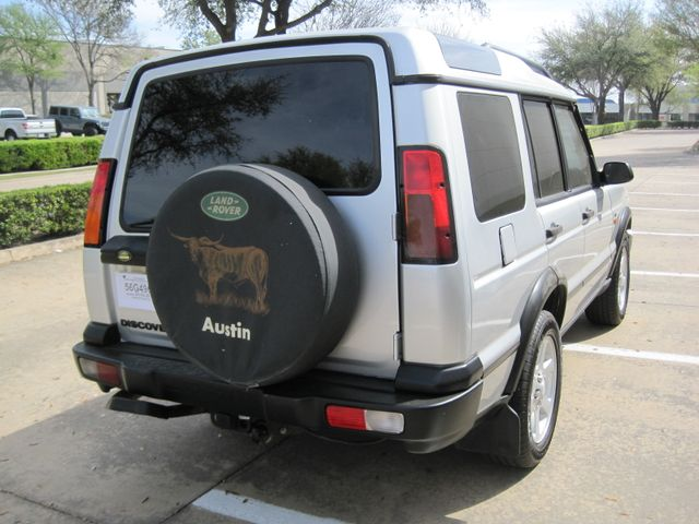 2004 Land Rover Discovery SE7, 3rd Seats, Rear A/C, Very Nice, Drives Great Plano, Texas 10