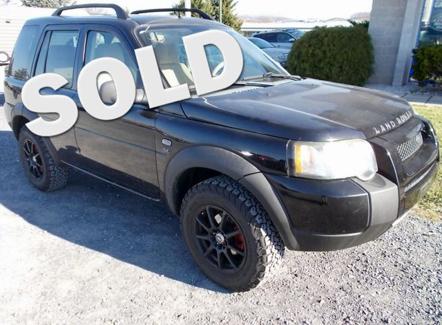 2004 Land Rover Freelander SE | Harrisonburg, VA | Armstrong's Auto Sales in Harrisonburg VA