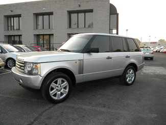 2004 Land Rover Range Rover in dalton, Georgia