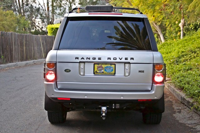 2004 Land Rover RANGE ROVER HSE 1-OWNER NAVIGATION XENON REAR DVD SYSTEM Woodland Hills, CA 9