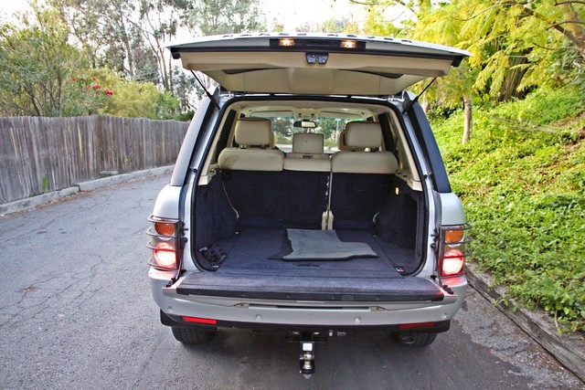 2004 Land Rover RANGE ROVER HSE 1-OWNER NAVIGATION XENON REAR DVD SYSTEM Woodland Hills, CA 11