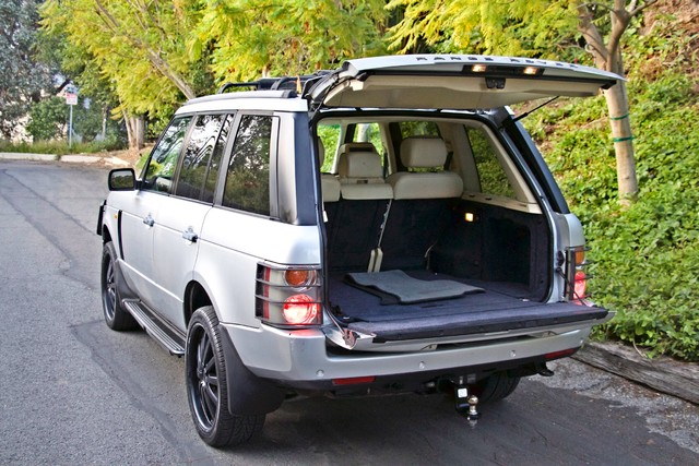 2004 Land Rover RANGE ROVER HSE 1-OWNER NAVIGATION XENON REAR DVD SYSTEM Woodland Hills, CA 12