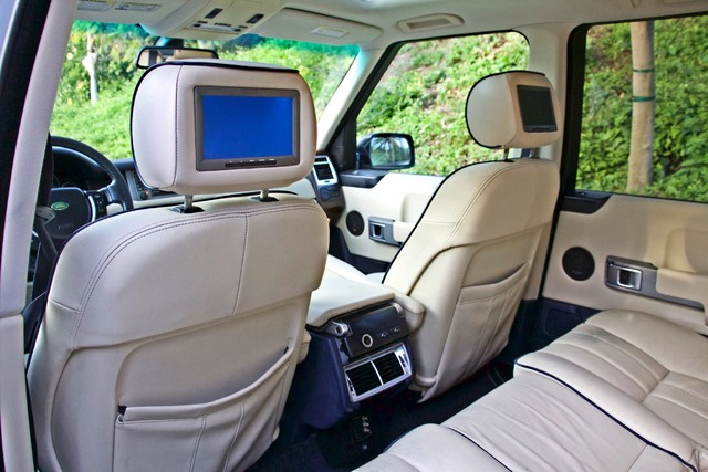 2004 Land Rover RANGE ROVER HSE 1-OWNER NAVIGATION XENON REAR DVD SYSTEM Woodland Hills, CA 31