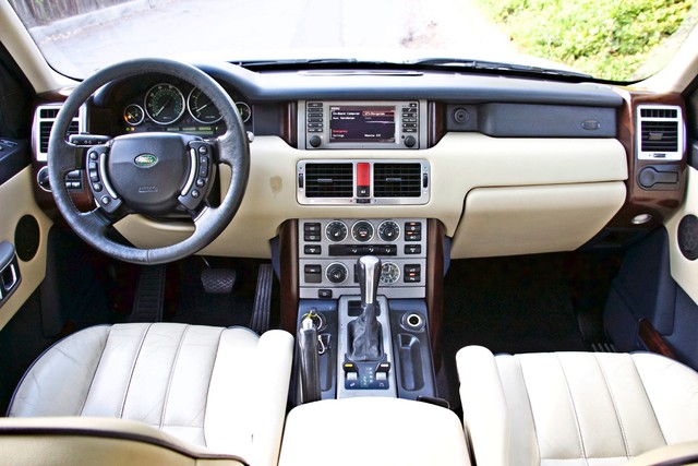 2004 Land Rover RANGE ROVER HSE 1-OWNER NAVIGATION XENON REAR DVD SYSTEM Woodland Hills, CA 23