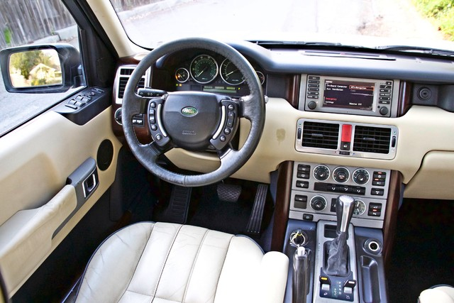 2004 Land Rover RANGE ROVER HSE 1-OWNER NAVIGATION XENON REAR DVD SYSTEM Woodland Hills, CA 24
