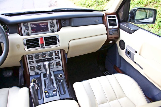 2004 Land Rover RANGE ROVER HSE 1-OWNER NAVIGATION XENON REAR DVD SYSTEM Woodland Hills, CA 25