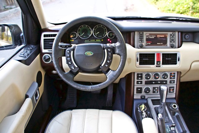 2004 Land Rover RANGE ROVER HSE 1-OWNER NAVIGATION XENON REAR DVD SYSTEM Woodland Hills, CA 26