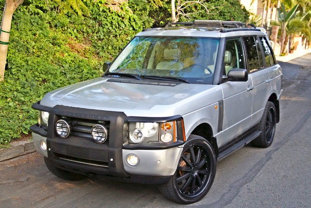2004 Land Rover RANGE ROVER HSE 1-OWNER NAVIGATION XENON REAR DVD SYSTEM Woodland Hills, CA 43