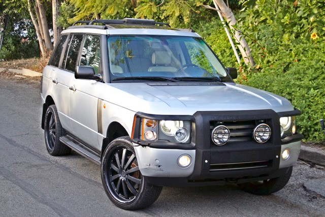 2004 Land Rover RANGE ROVER HSE 1-OWNER NAVIGATION XENON REAR DVD SYSTEM Woodland Hills, CA 41