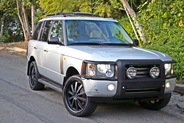 2004 Land Rover RANGE ROVER HSE 1-OWNER NAVIGATION XENON REAR DVD SYSTEM Woodland Hills, CA 33