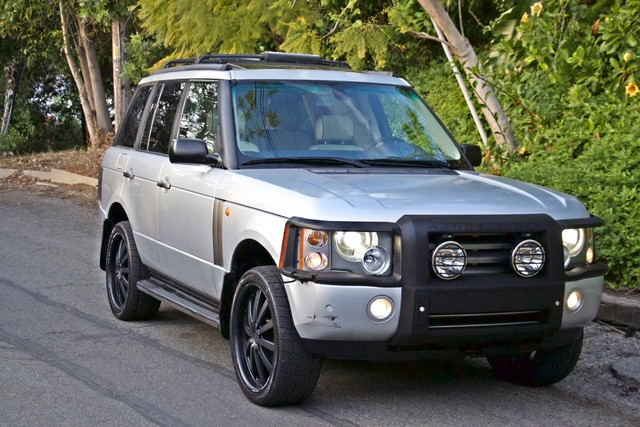 2004 Land Rover RANGE ROVER HSE 1-OWNER NAVIGATION XENON REAR DVD SYSTEM Woodland Hills, CA 42