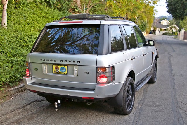 2004 Land Rover RANGE ROVER HSE 1-OWNER NAVIGATION XENON REAR DVD SYSTEM Woodland Hills, CA 10