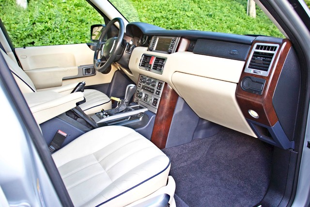 2004 Land Rover RANGE ROVER HSE 1-OWNER NAVIGATION XENON REAR DVD SYSTEM Woodland Hills, CA 28