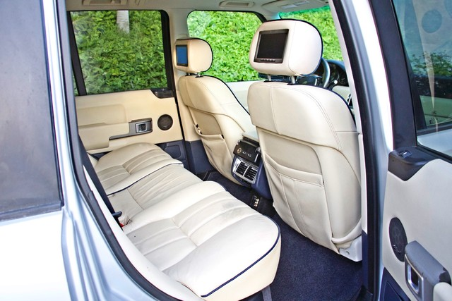 2004 Land Rover RANGE ROVER HSE 1-OWNER NAVIGATION XENON REAR DVD SYSTEM Woodland Hills, CA 29
