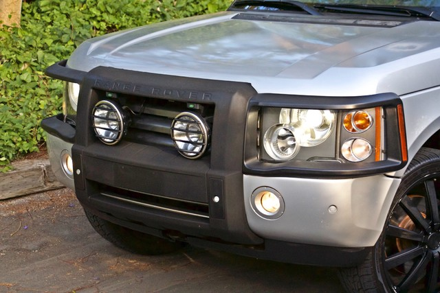 2004 Land Rover RANGE ROVER HSE 1-OWNER NAVIGATION XENON REAR DVD SYSTEM Woodland Hills, CA 14