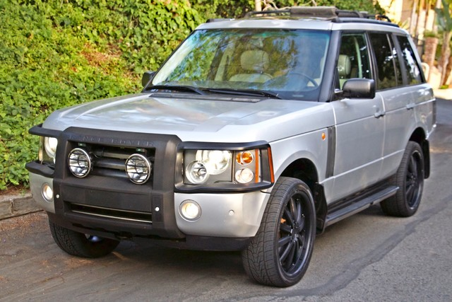 2004 Land Rover RANGE ROVER HSE 1-OWNER NAVIGATION XENON REAR DVD SYSTEM Woodland Hills, CA 44