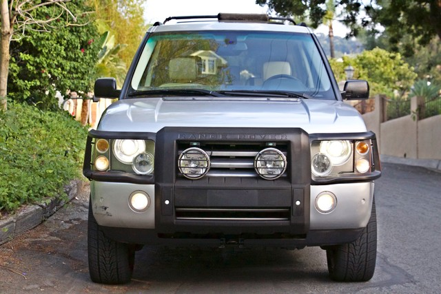 2004 Land Rover RANGE ROVER HSE 1-OWNER NAVIGATION XENON REAR DVD SYSTEM Woodland Hills, CA 34