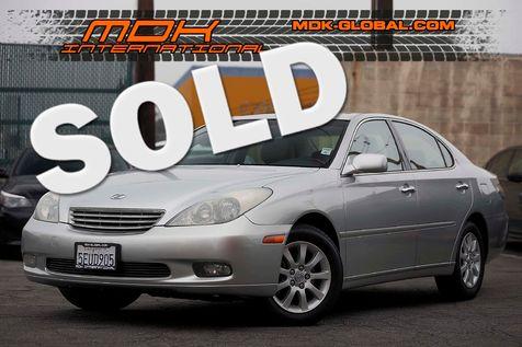2004 Lexus ES 330 - Only 30K miles - Premium pkg in Los Angeles