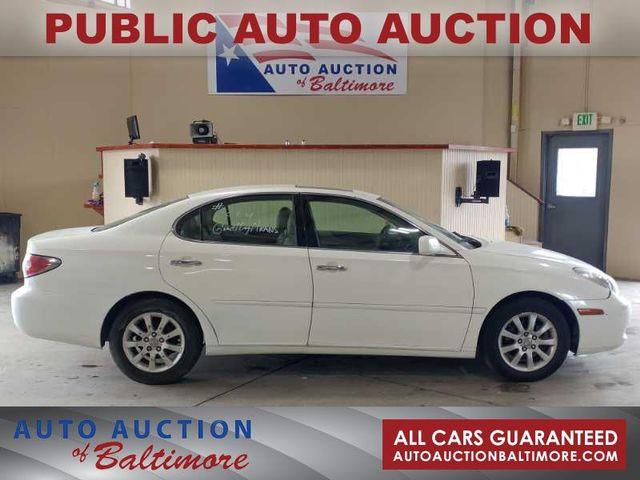 2004 Lexus ES 330  | JOPPA, MD | Auto Auction of Baltimore  in JOPPA MD