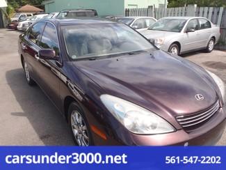 2004 Lexus ES 330 Lake Worth , Florida