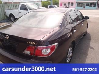 2004 Lexus ES 330 Lake Worth , Florida 1