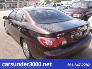 2004 Lexus ES 330 Lake Worth , Florida 2