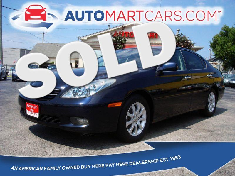 2004 Lexus ES 330  | Nashville, Tennessee | Auto Mart Used Cars Inc. in Nashville Tennessee