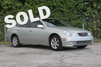 2004 Lexus GS 300 Hollywood, Florida